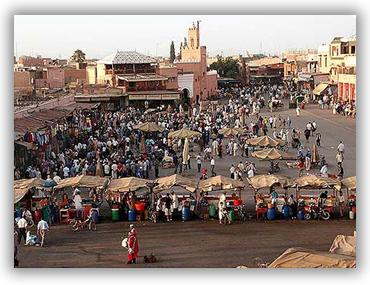 Marrakech Histórico