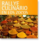Rallye Culinario en los Zocos