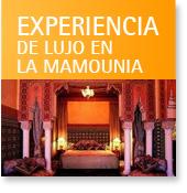 Experiencia de Lujo en el Gran Hotel La Mamounia